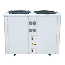 直熱循環空氣源熱泵機組